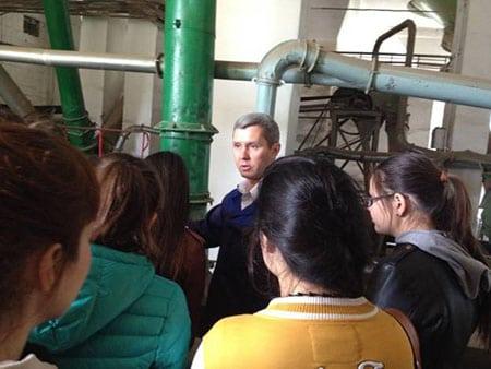 Учитель технологии с основами аграрного производства