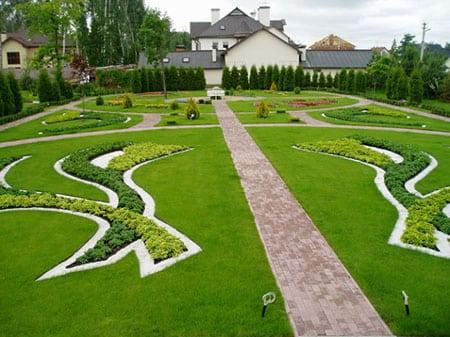 Виды газонов для ландшафтного дизайна