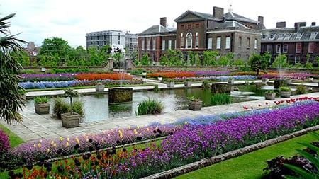 Сады Кенсингтона