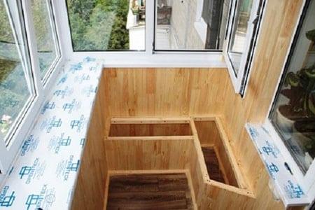 Ящик для овощей деревянный