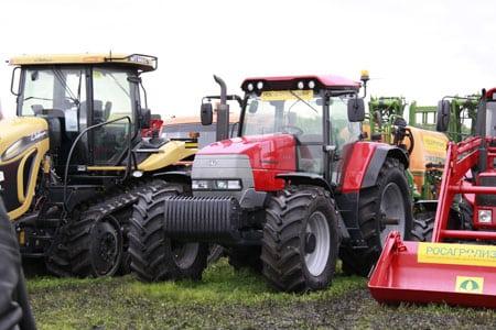 Стимулирование продаж сельхозтехники