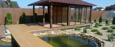 Садовая беседка – любимое место для отдыха на участке
