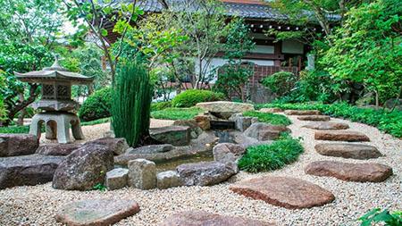 Уголок Японии в вашем саду